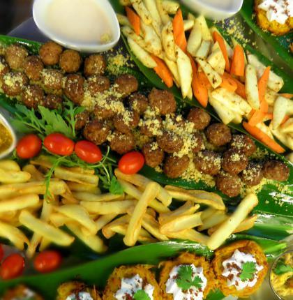 'kuchnia afrykańska' w TM Capitol